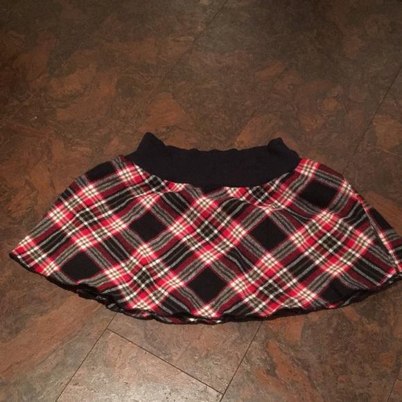 Divided Dresses & Skirts - Plaid skirt